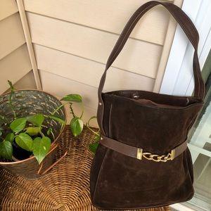 Handbags - Suede purse